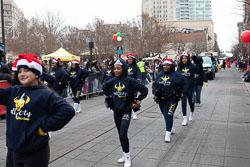 Durham 2018 Holiday Parade