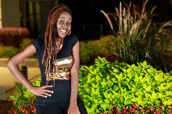 Ebony Alston - Senior Photos
