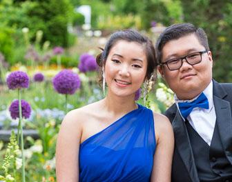 Jeffery and Ashley Prom