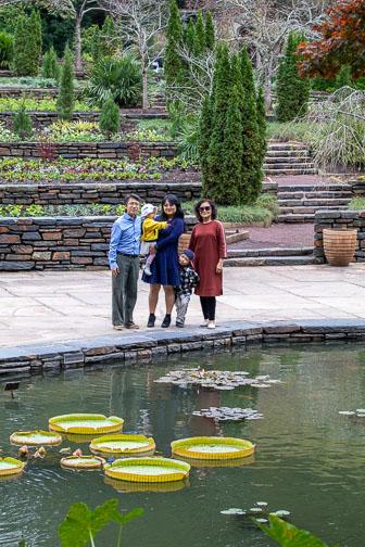 Lei Family Photos at Duke University